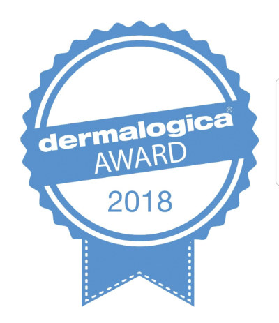 Dermalogica Award 2018 für Herzklopfen