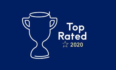 Static Top Rated Asset 2020 für Herzklopfen